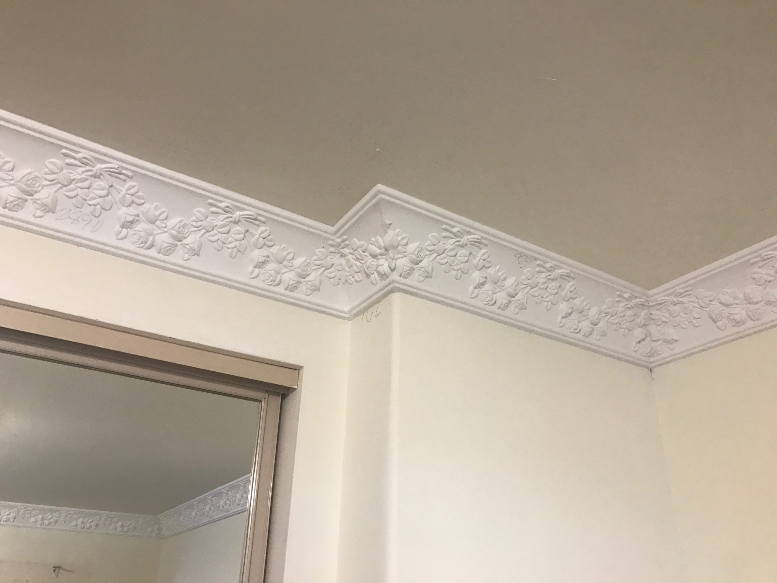 Robina Fibrous Cornice Renovation